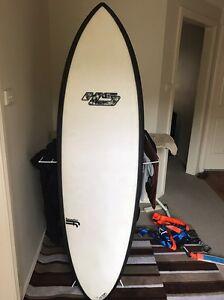 "6""0 Hayden shapes Hypto Krypto surfboard Newcastle Newcastle Area Preview"