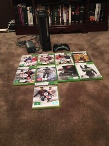 SELLING XBOX 360 WITH 9 GAMES Byford Serpentine Area Preview