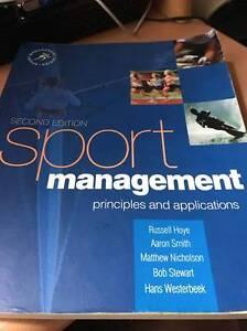 Sport Management Melbourne CBD Melbourne City Preview