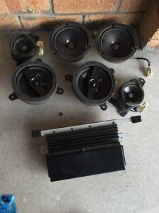 8 ohm Macintosh speakers Narre Warren Casey Area Preview