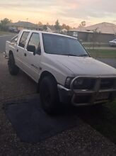 Holden rodeo 1994 4x4 dual cab Caboolture Caboolture Area Preview