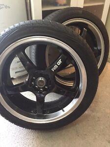 19inch RSGT wheel Blacktown Blacktown Area Preview
