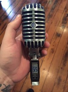 Shure super 55 microphone Picton Wollondilly Area Preview