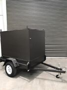 Enclosed Box Trailer, Trades Camp Business Lawn Van High Side H/ duty Thomastown Whittlesea Area Preview