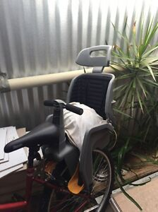 Beto deluxe child seat 700c grey Woodville North Charles Sturt Area Preview