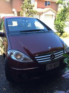 Mercedes Benz A-class elegance 2005 Carrara Gold Coast City Preview