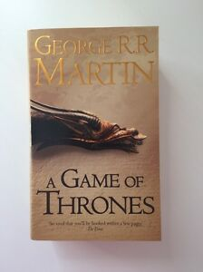 A Game of Thrones by George R. R. Martin Tarragindi Brisbane South West Preview