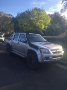 2008 Holden Colorado Ute Thirlmere Wollondilly Area Preview