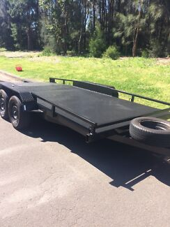 CAR TRAILER HIRE. PALM BEACH TO MANLY AND SURROUNDING AREAS Bayview Pittwater Area Preview