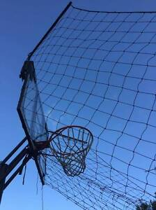 FOR SALE: Acrylic Basketball Ring with Ball Return System. Riverwood Canterbury Area Preview