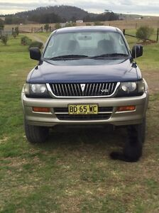 Mitsubishi Challenger Dungog Dungog Area Preview