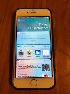 IPhone 6 64gb Good Condition Mascot Rockdale Area Preview