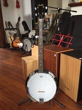Fender Banjo 5string Fremantle Fremantle Area Preview
