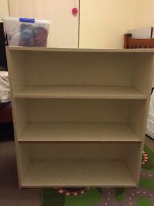 White bookcase Kenwick Gosnells Area Preview