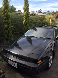 1988 Nissan EXA Targa Top Kingston Kingborough Area Preview