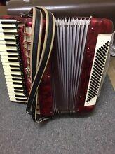 Piano Accordion including case Glenroy Moreland Area Preview