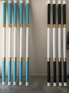 Horse Show Jumping Poles Buccan Logan Area Preview
