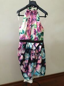Alice McCall Fields of Roses Mini Dress Size 14 Scarborough Stirling Area Preview