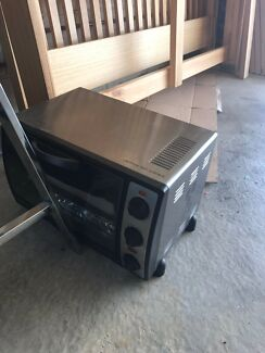 As new toaster oven