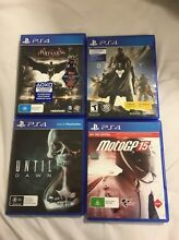 Ps4 games Waratah West Newcastle Area Preview