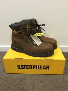 CAT Steel Cap Boots, Never Worn, look great Windsor Brisbane North East Preview