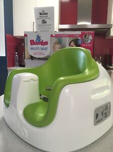 Baby Seat - Bumbo Multi Seat (Lime) Blair Athol Port Adelaide Area Preview