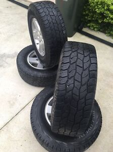 Rims & tyres cooper jeep 4x4 East Hills Bankstown Area Preview