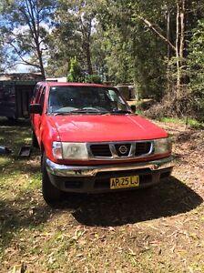 Nissan Navara 2001 - V6 3L two wheel drive Cooranbong Lake Macquarie Area Preview