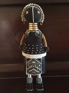Ndebele African handcrafted lady Woodvale Joondalup Area Preview