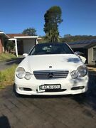 Mercedes's c200 kompressor 2001 Coupe Supercharged  Erina Gosford Area Preview