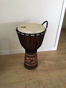 Drum, jembe, djembe Mount Coolum Maroochydore Area Preview