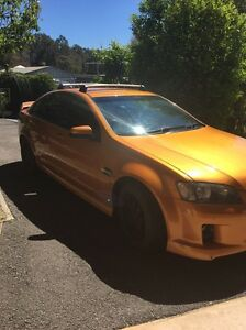 2009 holden commodore ve sv6 my10 sidi Newcastle Newcastle Area Preview