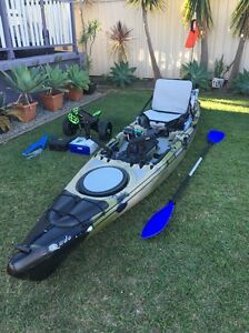 Jackson Cuda 14 Fishing Kayak Woody Point Redcliffe Area Preview