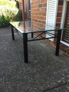 Glass top coffee table! Gilmore Tuggeranong Preview