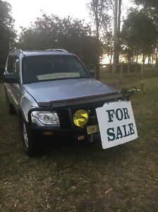 2008 Pajero Wingham Greater Taree Area Preview