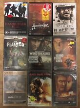 100+ DVD movies set1/2 Botany Botany Bay Area Preview