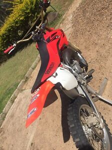 CR85R 2007 BIGWHEEL  $2000ono Avoca Bundaberg City Preview
