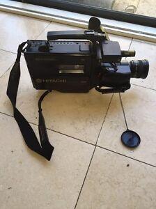 Video Camera - Hitachi VHS, Excellent Cond Dalkeith Nedlands Area Preview
