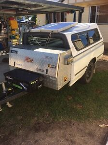 Camper/ trailer/canopy Clontarf Redcliffe Area Preview