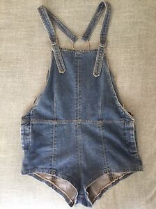 Friend of Mine Susie Blue Overalls size 12 Hadfield Moreland Area Preview