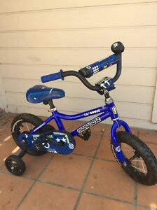 "Mongoose Lil Goose 12"" boys bike with training wheels Rose Bay Eastern Suburbs Preview"