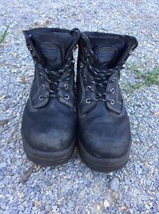 Jackeroo steel cap boots size 7 | EU 40,5/41 St Kilda Port Phillip Preview