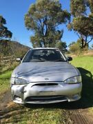 Hyundai Excel 1998 Auto, Low kms, No RWC Wandong Mitchell Area Preview
