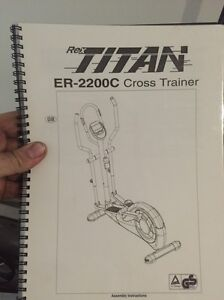 Cross trainer Caboolture Caboolture Area Preview