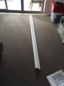 Roll Down Blind 228cm long Mount Coolum Maroochydore Area Preview