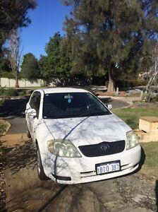 URGENT SALE TOYOTA COROLLA CONQUEST Perth Perth City Area Preview