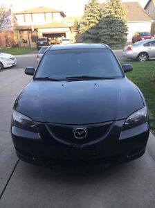 2005 Mazda3 AS IS