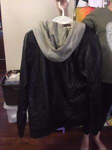 2 male leather jackets for sale Forrestfield Kalamunda Area Preview