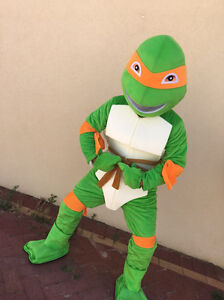 Turtle costume hire Melville Melville Area Preview