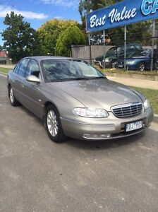 2002 HOLDEN WH II STATESMAN 5.7L V8 IMMACULATE RWC & REGISTRATION Officer Cardinia Area Preview